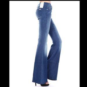 Hudson Mia Five Pocket Flare Harmony Jeans